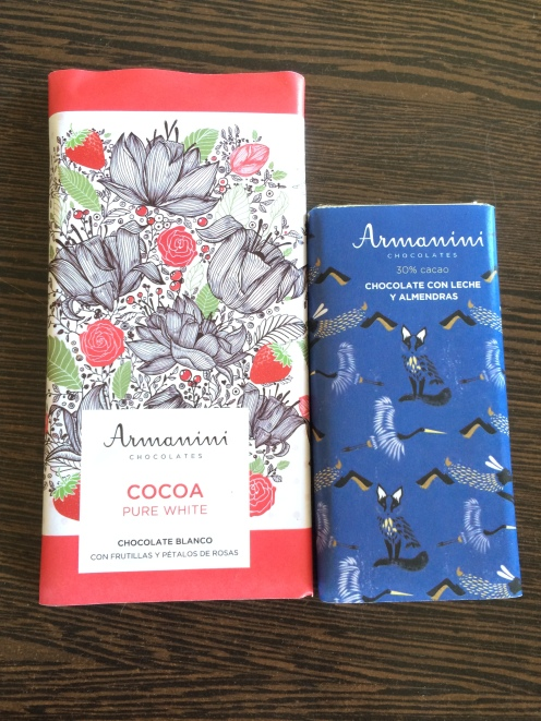 Armanini chocolates