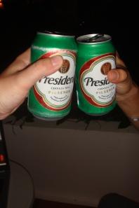 Cerveza Presidente Dominicana