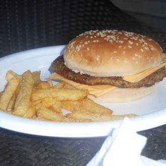 Hamburguesa noctura