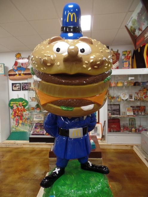 Mayor Big Mac