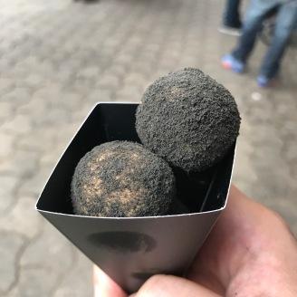 Paté de ñandu de Chila